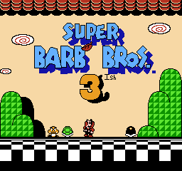 Super Barb Bros.