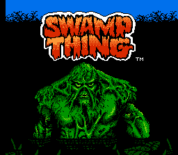 Swamp Thing Easy