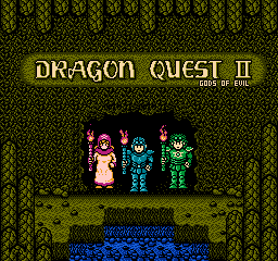 Dragon Quest II Delocalized Edition