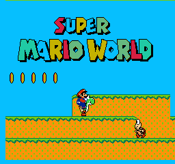 Super Mario World (New Block Graphics)