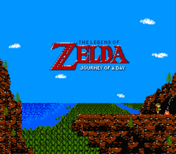 The Legend of Zelda: Journey of a Day