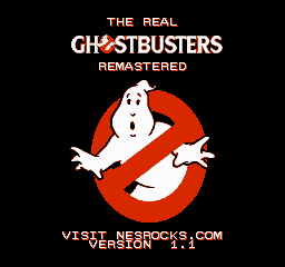 Ghostbusters Remastered (The Real)