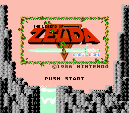 The Legend of Zelda: A New Light