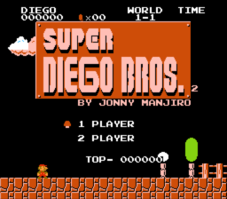 Super Diego Bros. 2