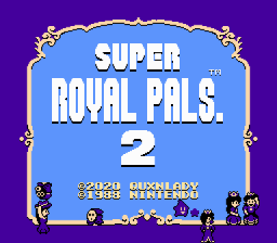 Super Royal Pals. 2