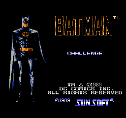 Batman: The Junkyard Challenge