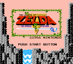 The Legend of Zelda Redux