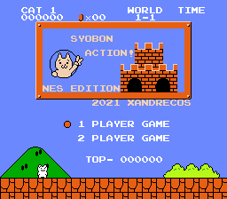 Syobon Action NES Edition