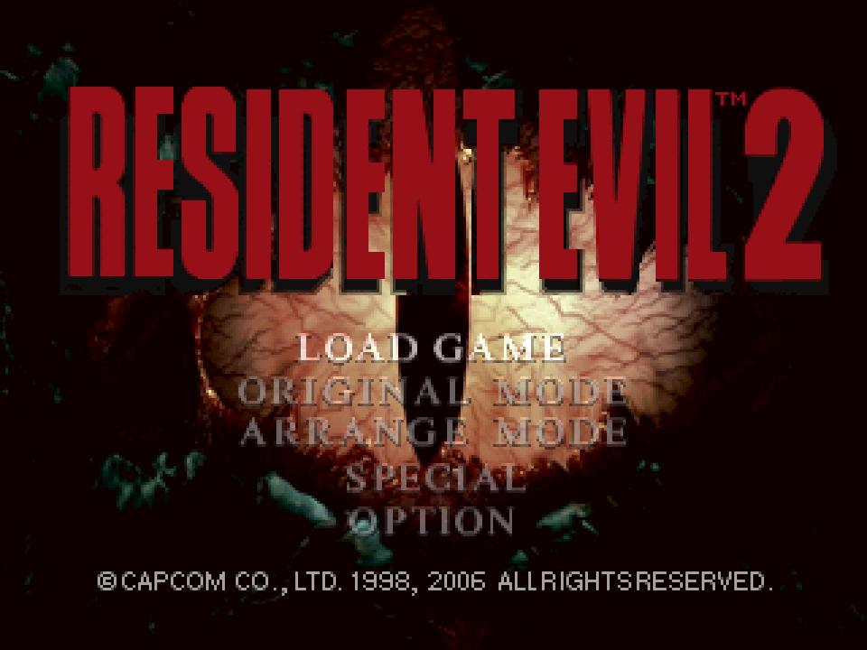 Romhacking net - Hacks - Resident Evil 2 Classic REbirth