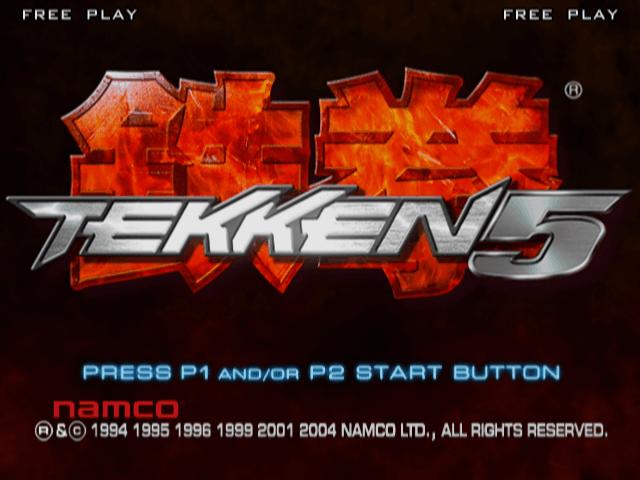 Romhacking Net Hacks Tekken 5 Unlock Jinpachi Mishima