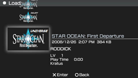 Star Ocean: First Departure Difficulties