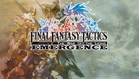 Romhacking net - Hacks - Final Fantasy Tactics: Emergence