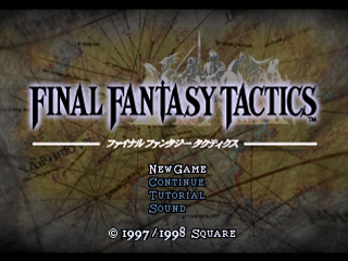 Final Fantasy Tactics - US Gameplay Changes Removed + Less Grinding