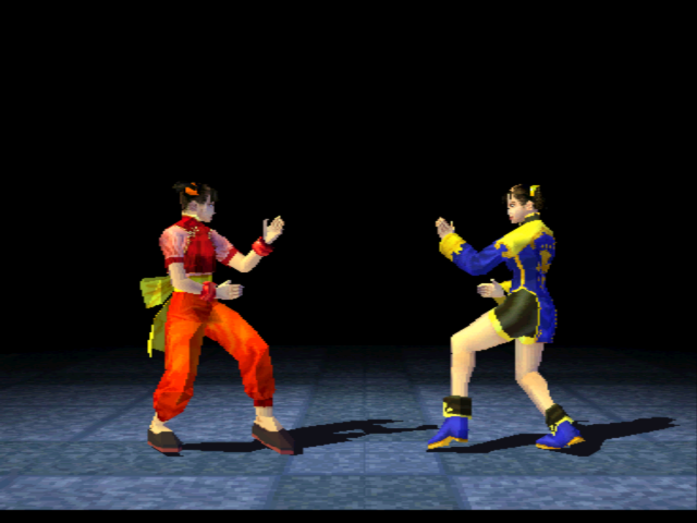 Tekken 3 - Ling Xiaoyu Alternate Stage