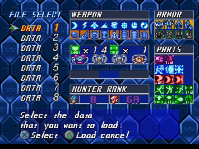 Romhacking net - Hacks - Mega Man X5 Improvement Project