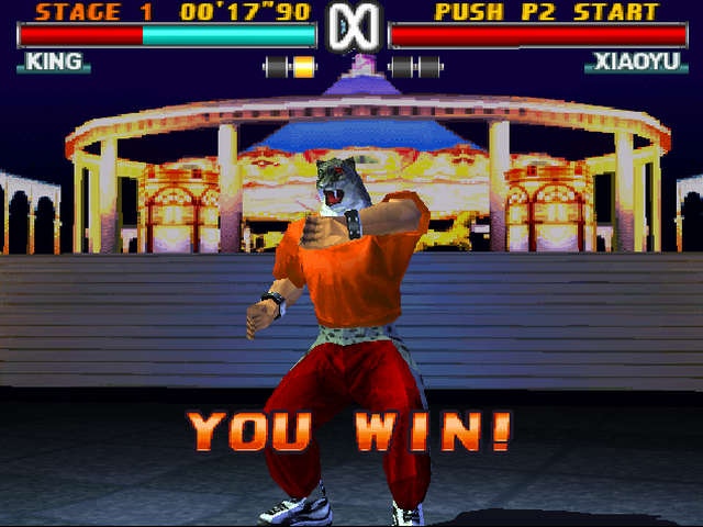 Romhacking net - Hacks - Tekken Tag alternative King 2