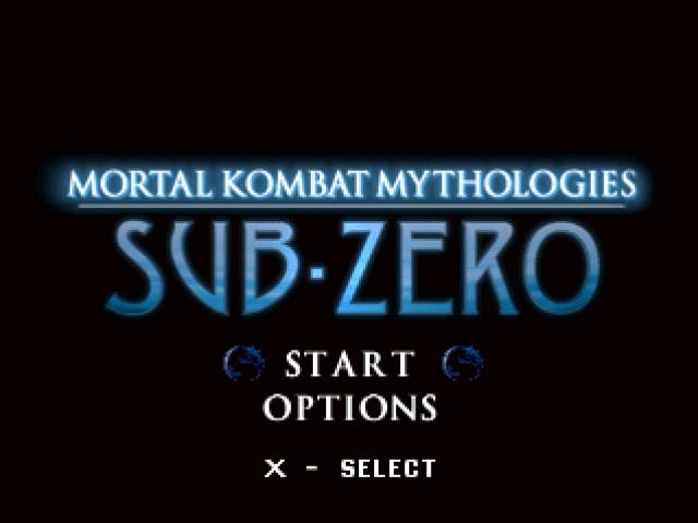 Romhacking net - Hacks - Mortal Kombat Mythologies - Control