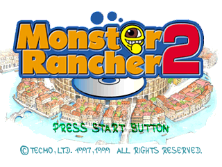 Monster Rancher 2 Seasonal Shrine