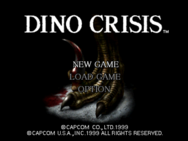 Dino Crisis: Control modification
