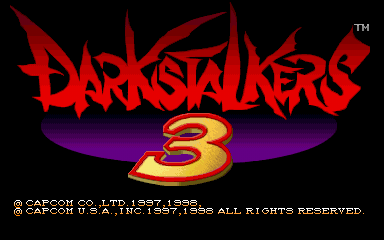 Darkstalker 3 - Uncensored Hack