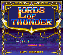 Lords of Thunder Track 8 Audio Skip Restoration