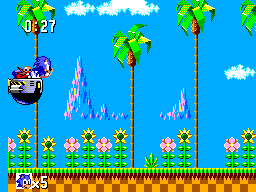 Sonic 1 Improvement