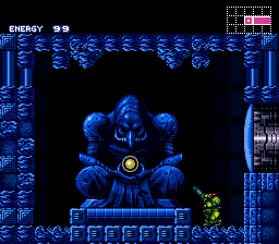 Super Metroid Z-Factor
