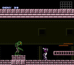 Super Metroid - Mockingbird Station