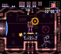 Super Metroid - Pantheon