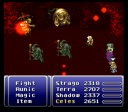 Final Fantasy 6:Strategic Battle