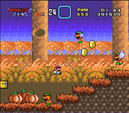 Super Mario World: The Lost Adventure - Episode II