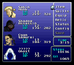 Final Fantasy VI - Ted Woolsey Uncensored Edition