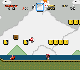 Super Mario World - Worldwide 2