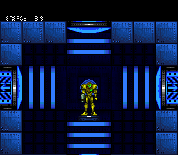Super Metroid - Digital Cube
