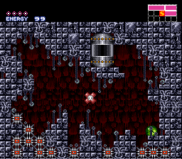 Super Metroid - B2-TW