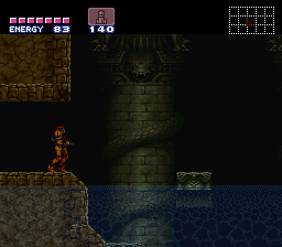 Super Metroid - Rulers of Ruin