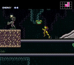 Super Metroid - PADDLE