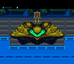 Super Metroid - MX2