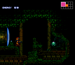 Super Metroid Advent