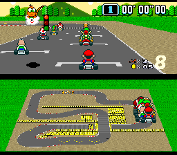 Super Mario Kart - Metakarting