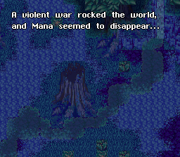 Secret of Mana Variable Width Font Edition