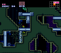 Escape From Planet Metroid