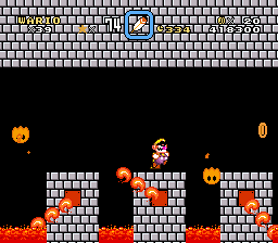 Super Wario World Mini Quest