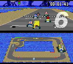 Super SpongeBob Kart