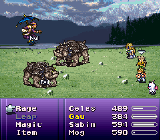 FF6 - Brave New World