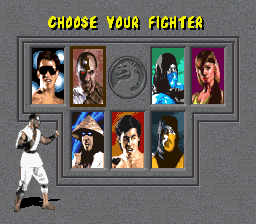 Mortal Kombat - Easy Move