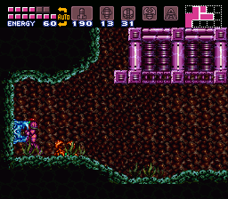 Super Metroid Patience