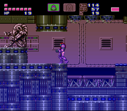 Super Metroid - Metroid Mission Rescue