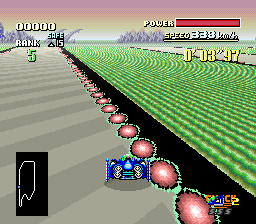 F-Zero - High Speed Challenge