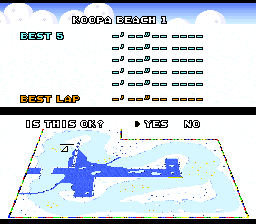 Super Mario Kart - sYs85 Version
